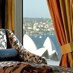 Suite Sydney Harbour Marriott Hotel at Circular Quay