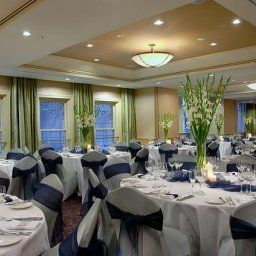 Salle de banquets Sydney Harbour Marriott Hotel at Circular Quay