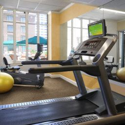 Sala spa/fitness Residence Inn Houston Downtown/Convention Center