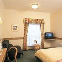 Vista interior Days Inn Donnington Welcome Break Service Area