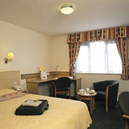 Vue intérieure Days Inn Donnington Welcome Break Service Area