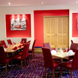 Breakfast room within restaurant Ramada London North Welcome Break Service Area