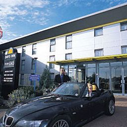 Days Inn Leicester Forest East Welcome Break Service Area Leicester