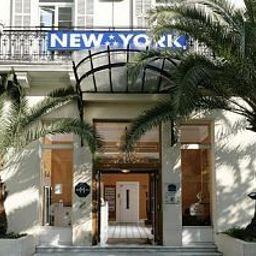 Фасад Best Western New York