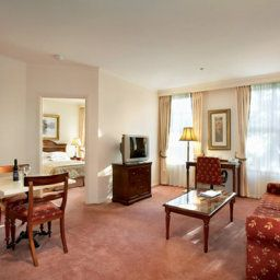 Suite Clarion Hotel On Canterbury