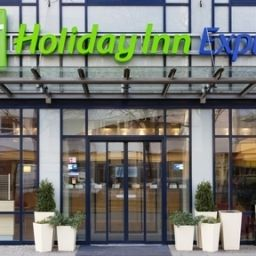 Vue extérieure Holiday Inn Express BERLIN CITY CENTRE