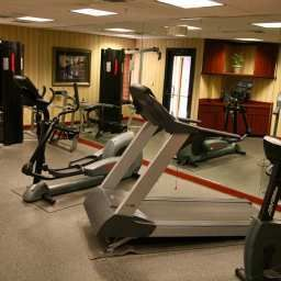 Wellness/fitness NJ Hampton Inn Linden