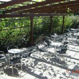 Terrasse Lang Pension
