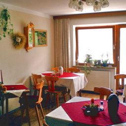 Breakfast room Haus Gerold Pension