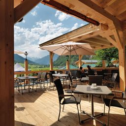 Фасад 4 Sterne Nature Resort Ötztal