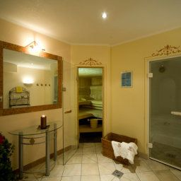 Wellness/fitness area Garni RUSTIKA - Hotel Pension & Appartements