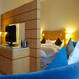 Junior suite Radisson Blu Hotel Belfast Fotos
