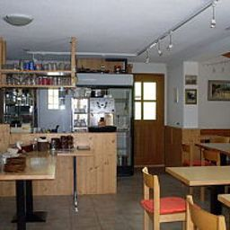 Breakfast room within restaurant Egg
