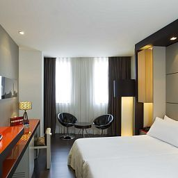 Camera TRYP Barcelona Condal Mar Hotel