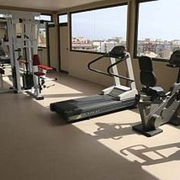 Sala fitness Stella Hotel & Spa Plus