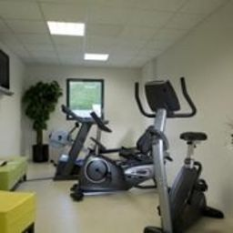 Wellness/fitness area Best Western Palladior
