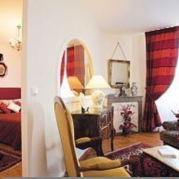 Room de la Poste Chateaux et Hotels Collection