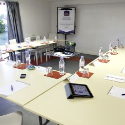 Conference room Best Western Bordeaux Aeroport