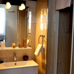 Bathroom des Causses Logis