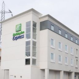 Vista esterna Holiday Inn Express LONDON - WIMBLEDON SOUTH