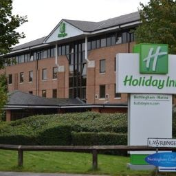 Exterior view Holiday Inn NOTTINGHAM