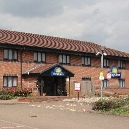 Vista exterior Days Inn Warwick South M40 Welcome Break Service Area