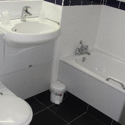 Cuarto de baño Days Inn Warwick South M40 Welcome Break Service Area