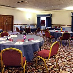 Conference room Mercure Chester North Woodhey House Hotel