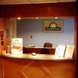 Reception Days Inn Durham