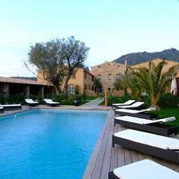 Piscine La Dimora Chateaux et Hotels Collection