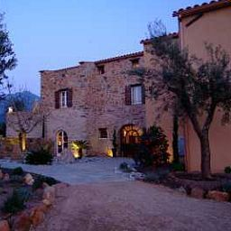 Vista exterior La Dimora Chateaux et Hotels Collection