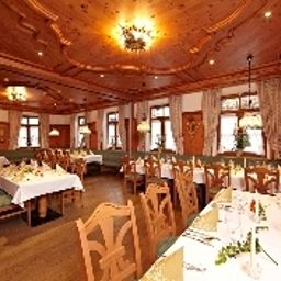 Breakfast room within restaurant Schatten AKZENT Hotel