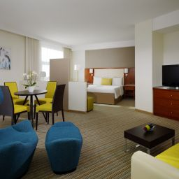 Junior suite Courtyard by Marriott Berlin Mitte