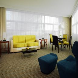 Suite Courtyard by Marriott Berlin Mitte
