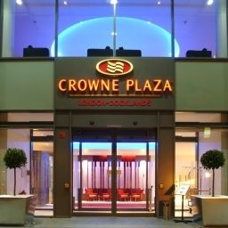 Vista exterior Crowne Plaza LONDON DOCKLANDS