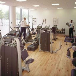 Wellness/Fitness Crowne Plaza LONDON DOCKLANDS