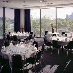 Sala de reuniones Crowne Plaza LONDON DOCKLANDS