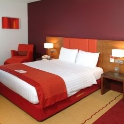 Habitación Crowne Plaza LONDON DOCKLANDS