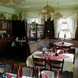 Breakfast room within restaurant Zur Linde