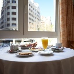 Breakfast room within restaurant Mediterráneo