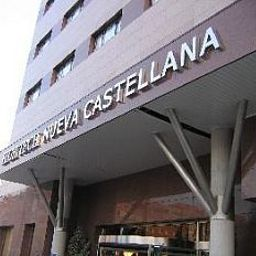 Vista esterna Holiday Inn MADRID - LAS TABLAS