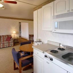 Chambre GuestHouse Inn & Suites Anchorage