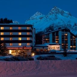 Exterior view ROBINSON Club Arosa