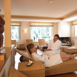 Wellness area ROBINSON Club Arosa