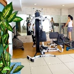 Fitness room Grand Beyazid Fotos