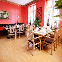 Breakfast room within restaurant Altes Stadthaus