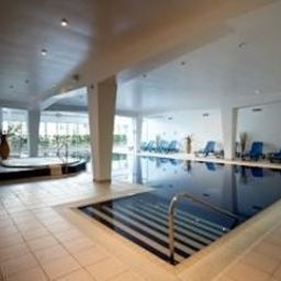 Pool Mercure Cardiff Centre Hotel