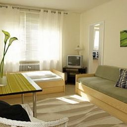 Номер CONCEPT LIVING MUNICH - Apartments -