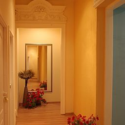 Vista all'interno Florens B&B