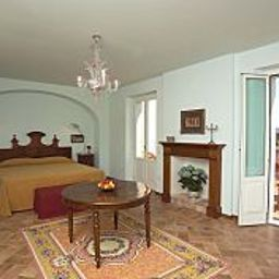 Suite junior Villa Zuccari